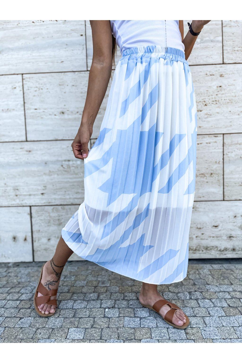 damska sukne lior blue eshopat cz 1