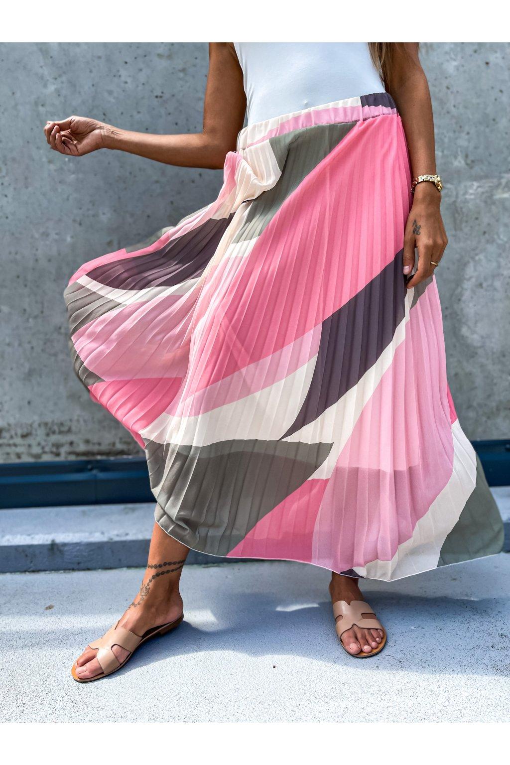 damska sukne monoir pink eshopat cz 4