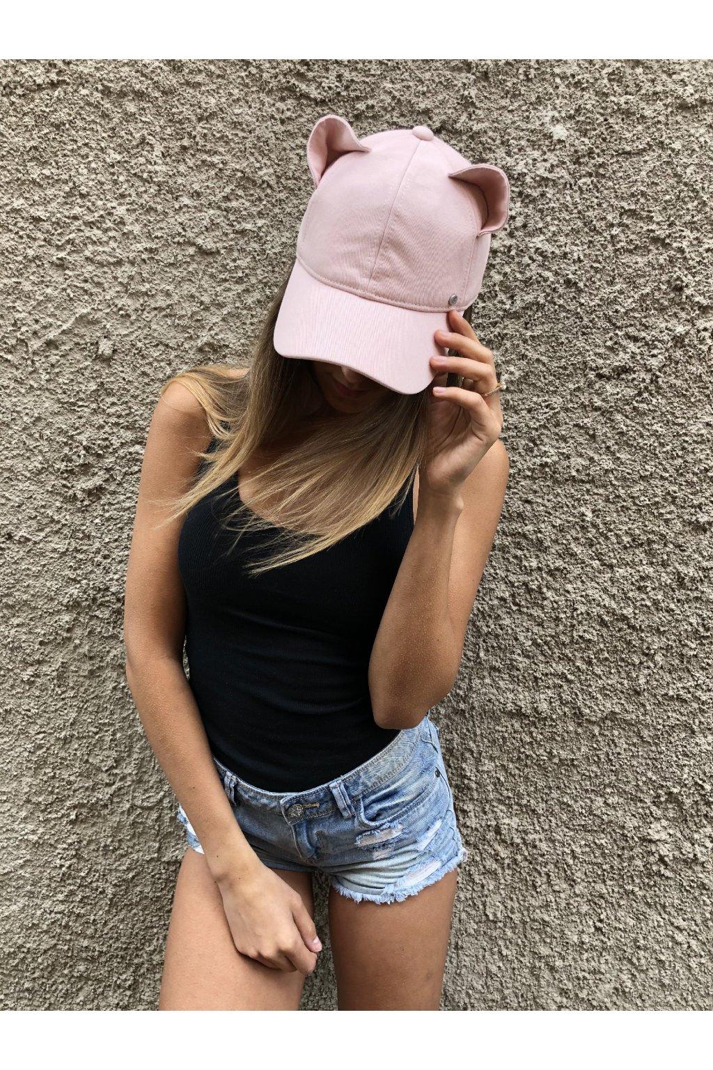damska ksiltovka karl lagerfeld powder pink eshopat cz 1