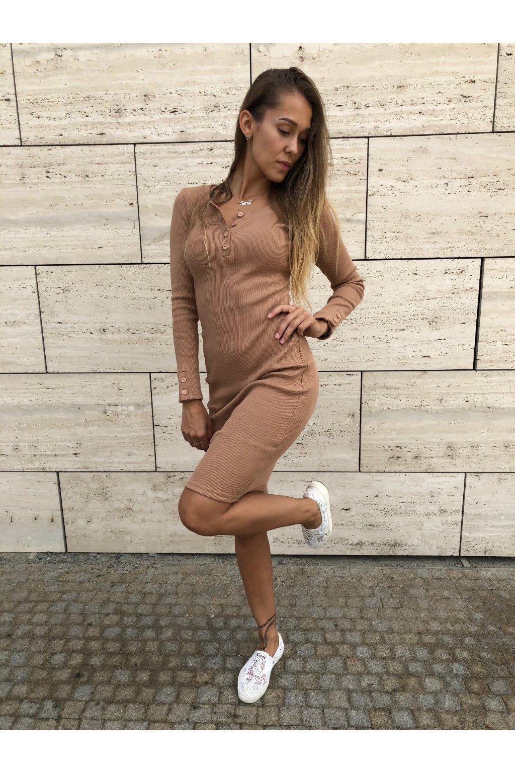 damske saty miss caramel eshopat cz 5