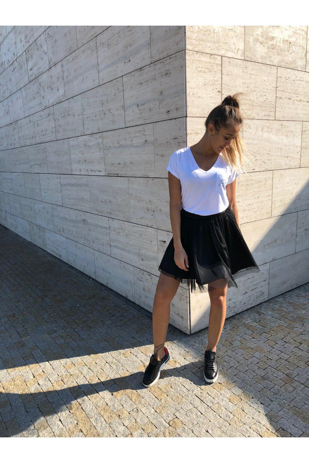 Eshopat Dámská sukně Lily Black 18d690e59e
