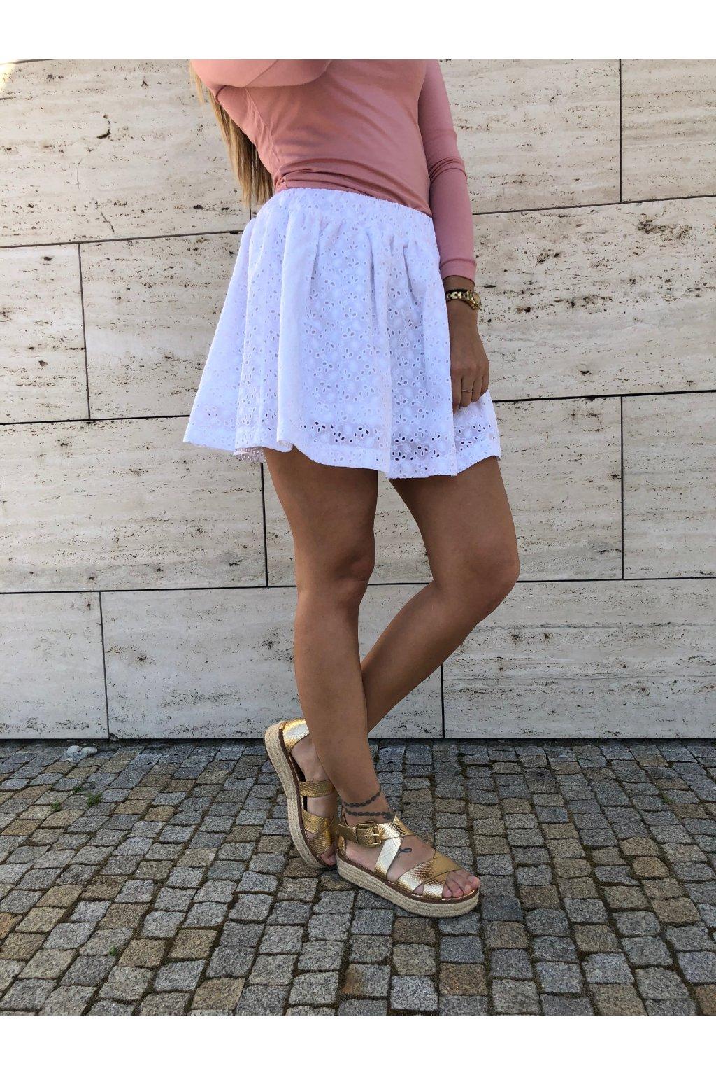 damska sukne bella white eshopat cz 1