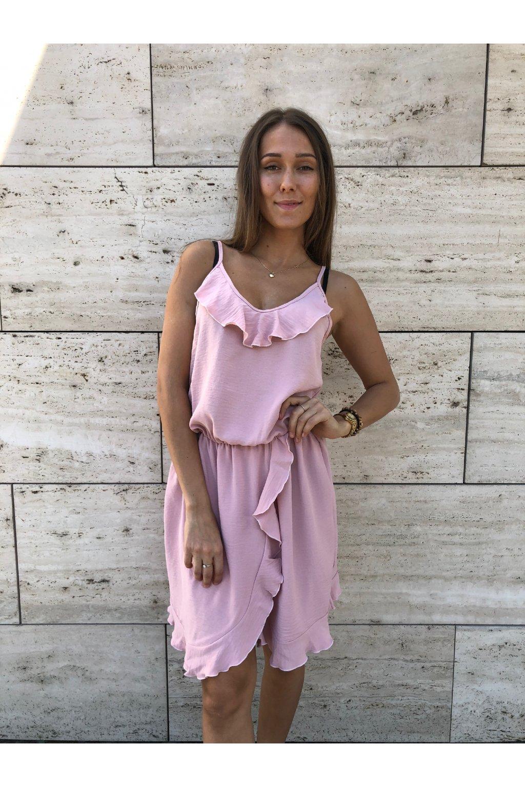 damske saty victoria pink eshopat cz 1