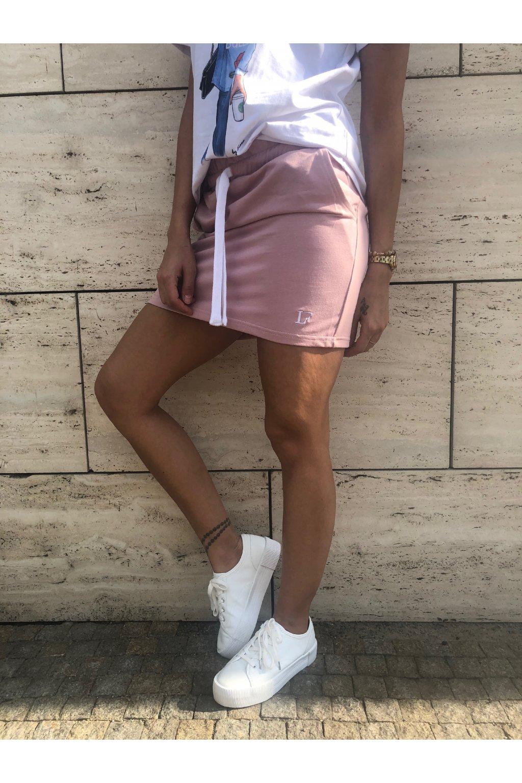damska sukne lf pink eshopat cz 1