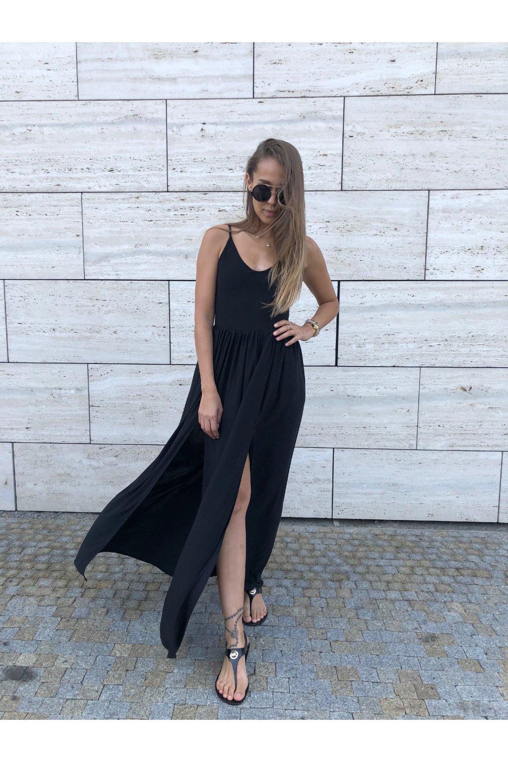 damske saty marion black eshopat cz 1