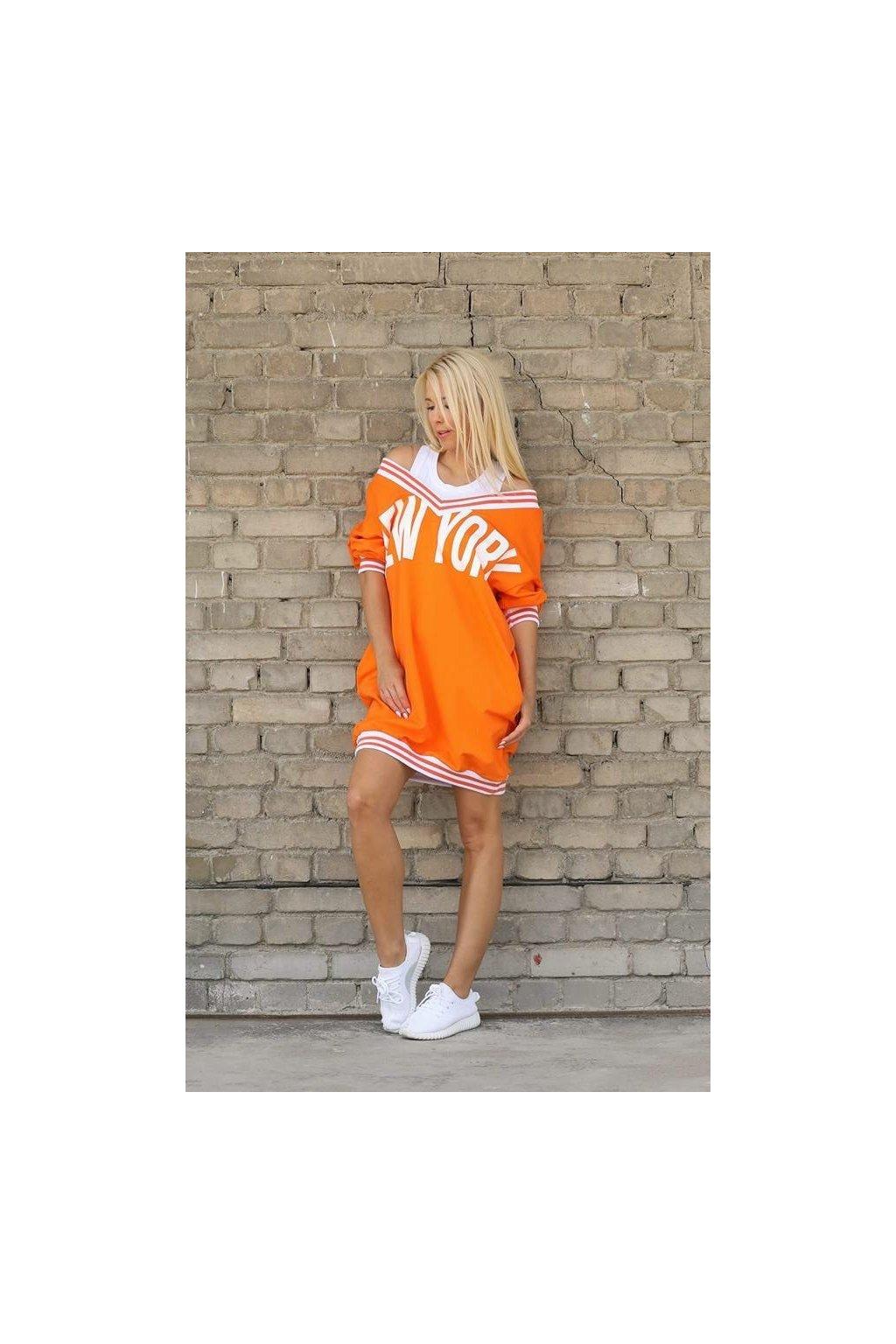 saty new york style orange eshopat cz 1