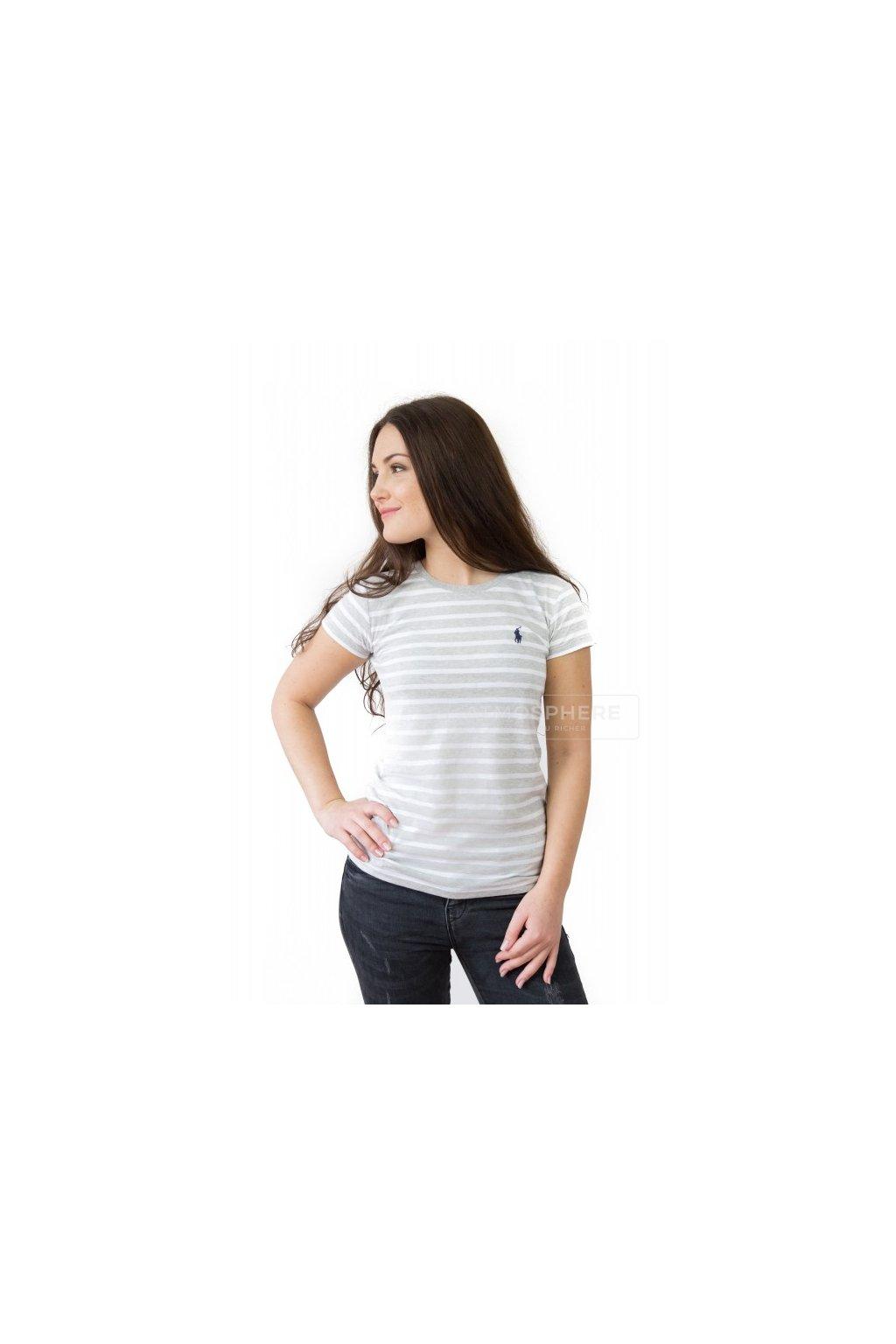 tricko ralph lauren novelty stripe grey eshopat cz 2