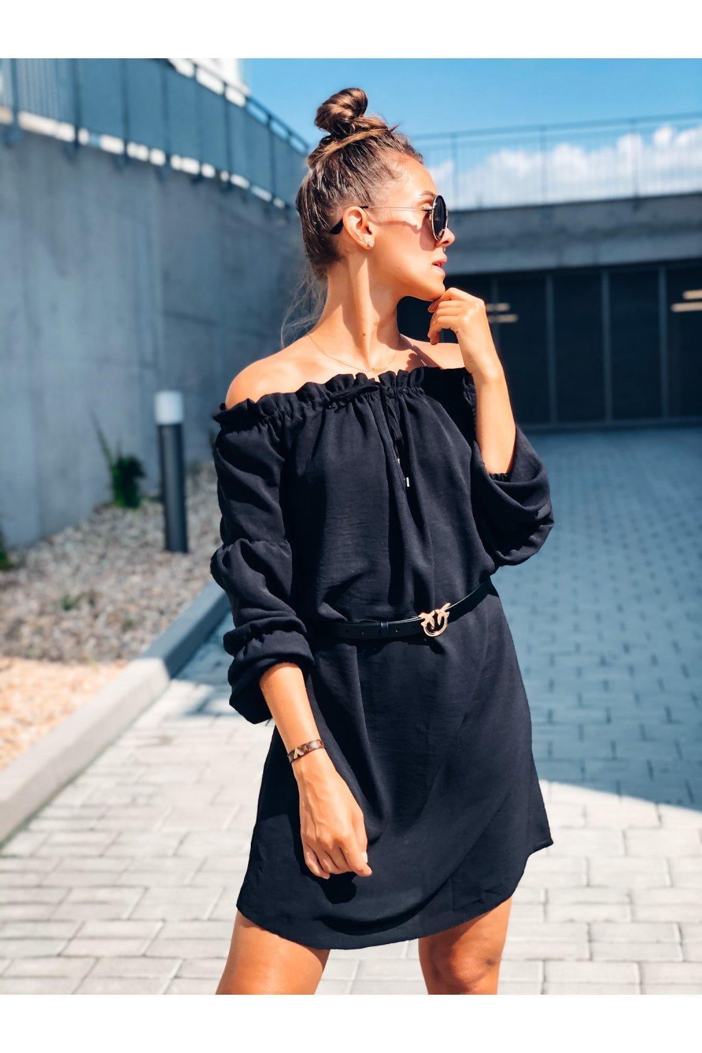 Dámské šaty Saint Black