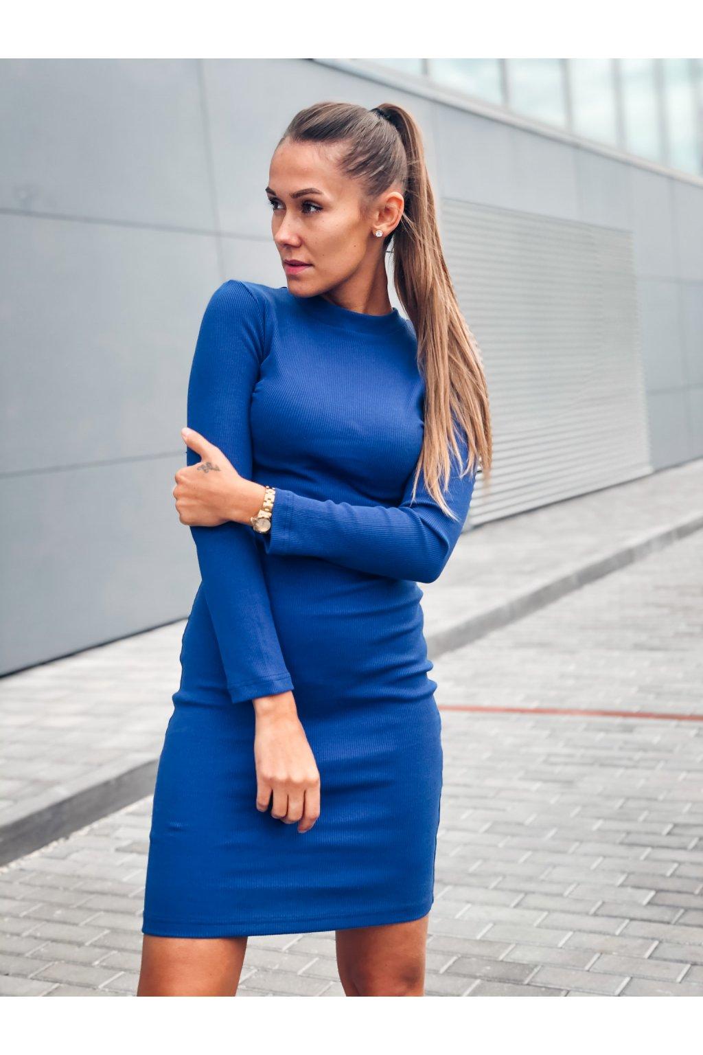Dámské šaty Kylie Electric Blue