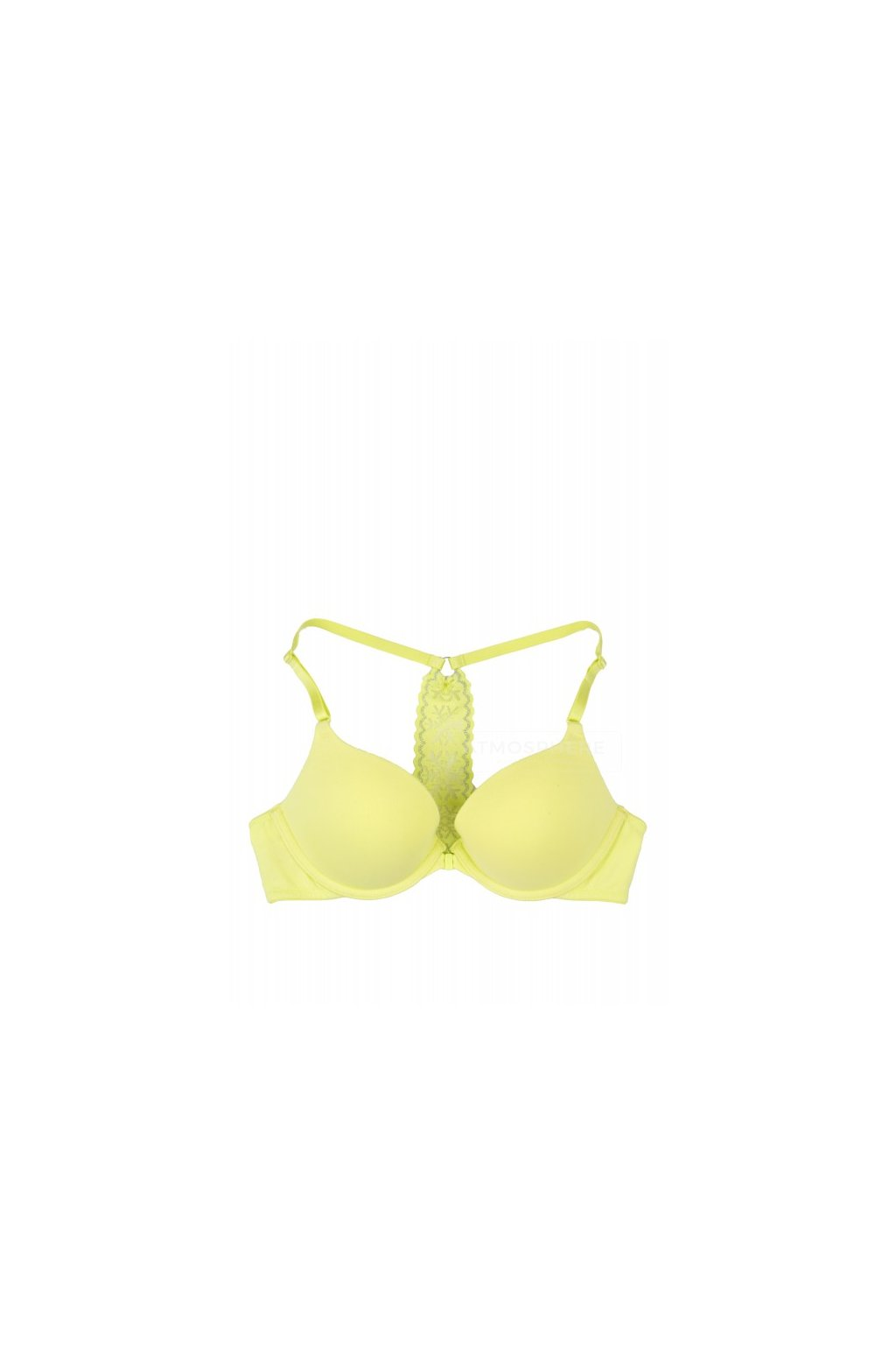 podprsenka victoria's secret yellow push up 34C eshopat 1