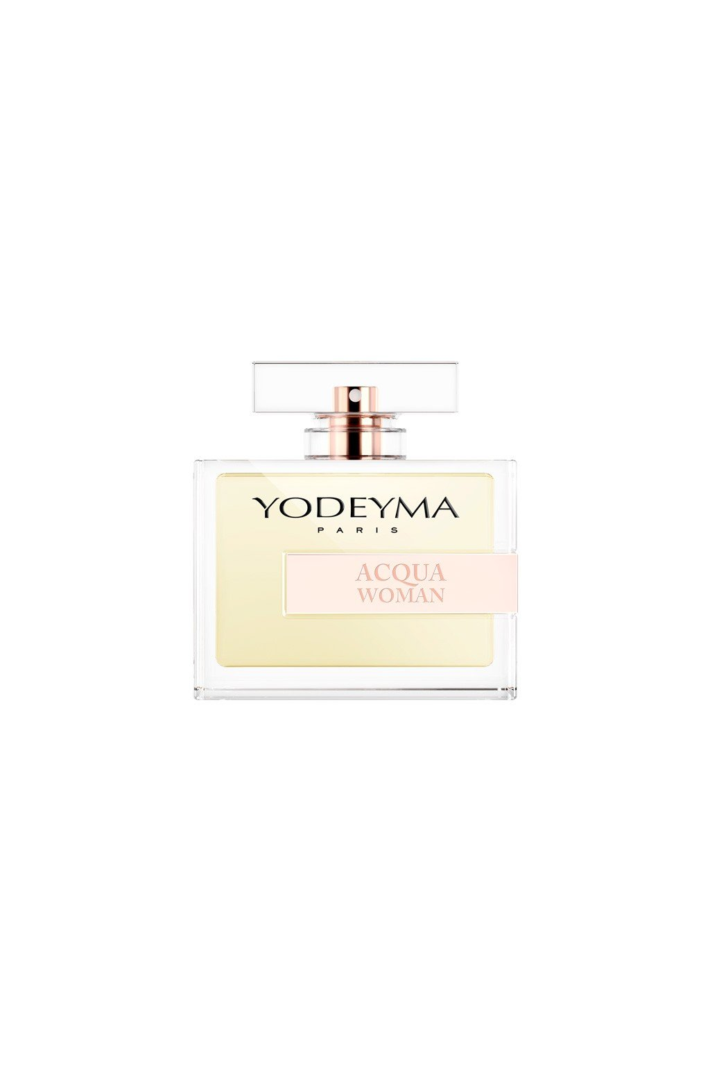 Dámský parfém YODEYMA Acqua Woman - parfém měsíce: Červen 21