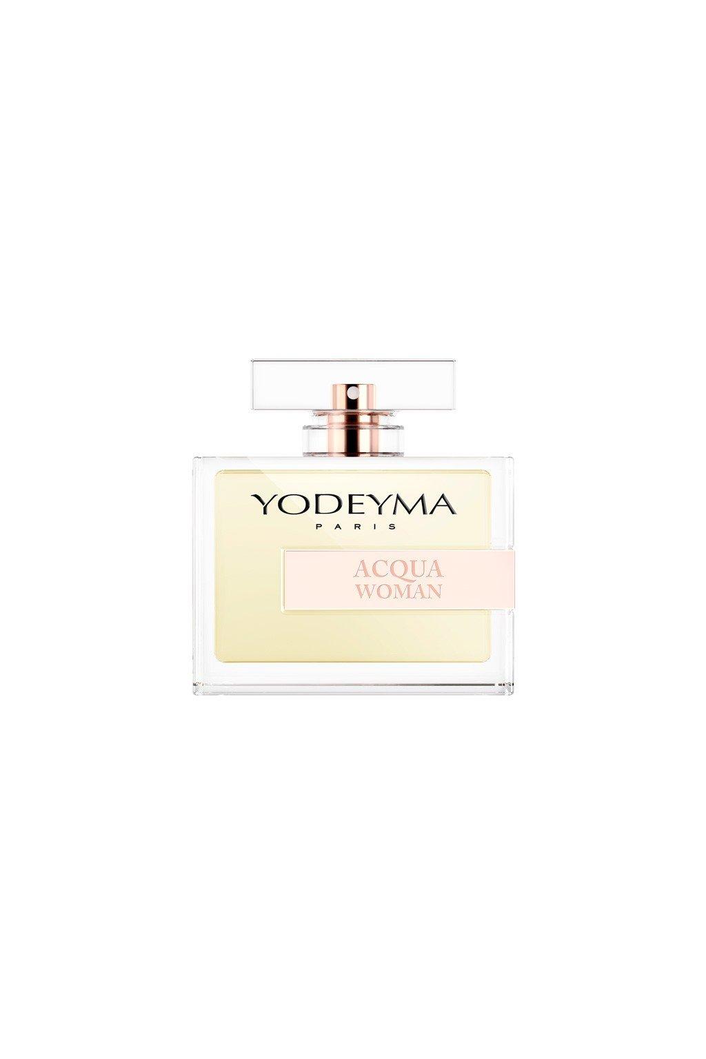 Dámský parfém YODEYMA Acqua Woman - parfém měsíce: Říjen 21