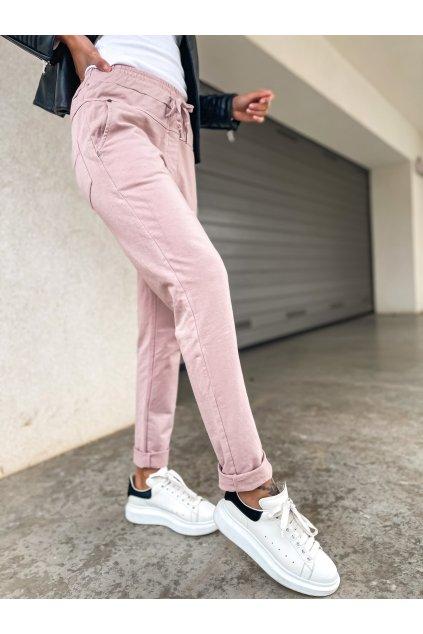 damske teplakove kalhoty pascall powder pink eshopat cz 1
