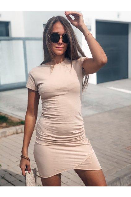 damske saty slim beige eshopat cz 1