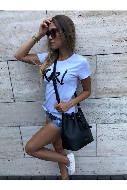 kabelka karl lagerfeld summer bucket bag black eshopat cz 4