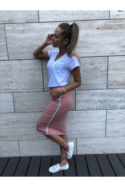 damska sukne nataly old pink eshopat cz 1