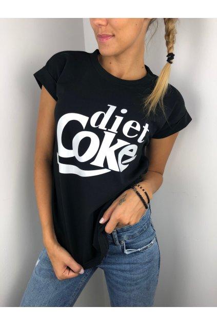 damske tricko diet coke black eshopat cz 1