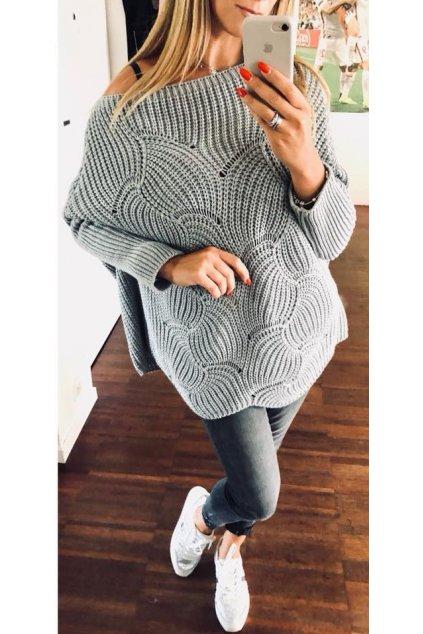 damsky svetr louise grey eshopat cz 1
