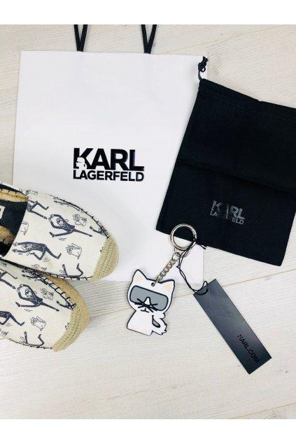 privesek karl lagerfeld choupette key chain white eshopat cz 2