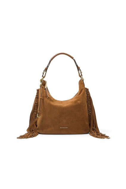 kabelka michael kors billy lg fringle hobo leather dk caramel eshopat cz 1
