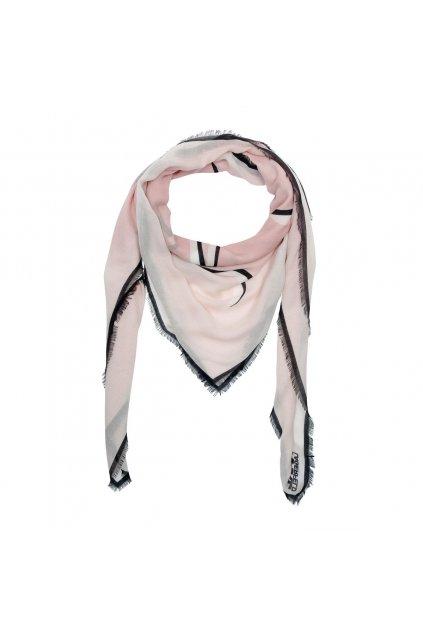 damsky satek karl lagerfeld signature scarf quartz eshopat cz 1