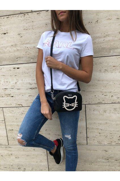 Crossbody Karl Lagerfeld Choupette Black