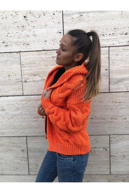 damsky svetr buenos orange eshopat cz 1