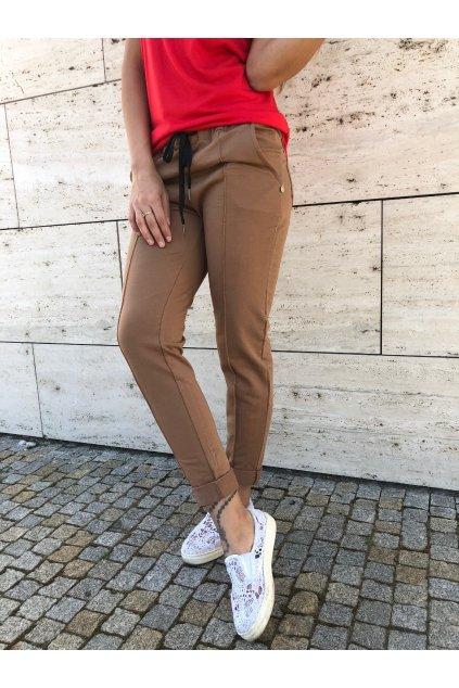 damske teplakove kalhoty love caramel eshopat cz 7