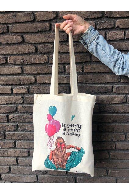 platena taska ballons heart eshopat cz 2