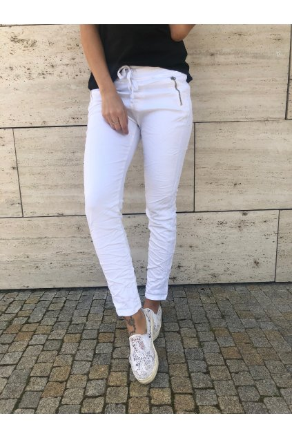 damske kalhoty super white eshopat cz 1