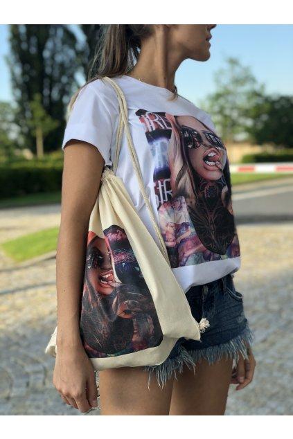 plateny batoh se snurkami bad girl eshopat cz 1