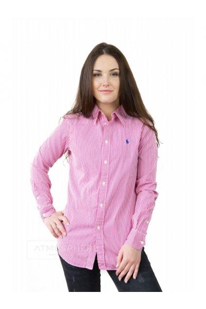 kosile ralph lauren heritage stripe pink eshopat cz 1