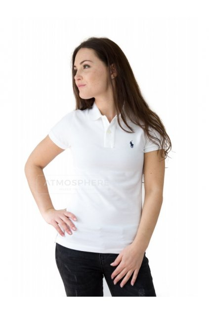 tricko ralph lauren skinny polo white eshopat cz 1