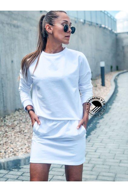 eshopat cz damsky komplet sport white