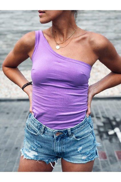top na jedno rameno purple eshopat cz 1