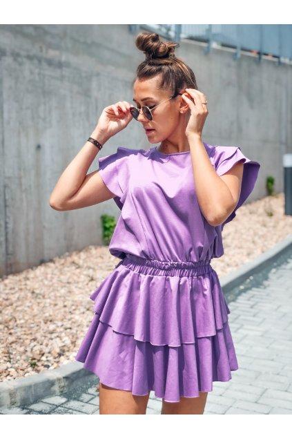damske saty doretti purple eshopat cz 1
