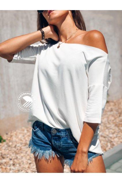 eshopat cz damske top rossie summer white