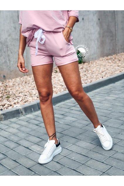 eshopat cz damske kratasky rossie pink