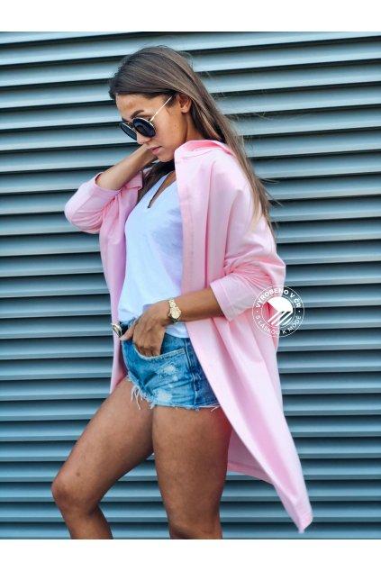 eshopat cz damsky cardigan rossie baby pink