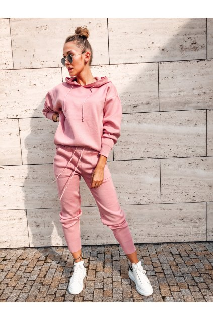 damsky svetrovy komplet laurella pink eshopat cz 1