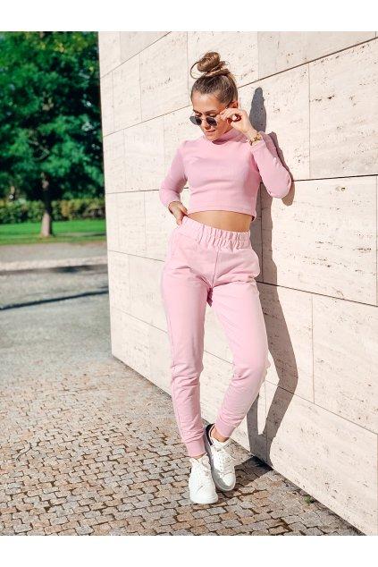 damska teplakova souprava merci powder pink eshopat cz 1