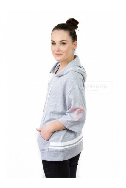 mikina victoria's secret three quarter sleeve hoodie eshopat cz 2