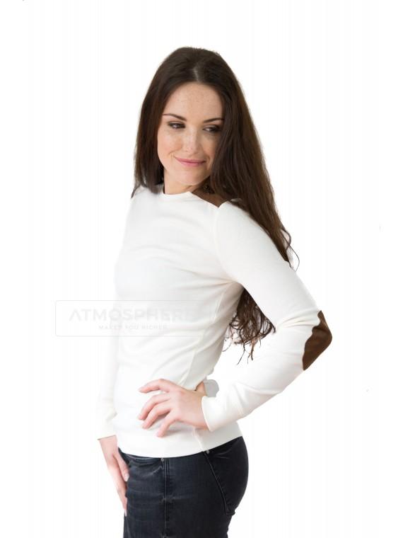 Dámské tričko Ralph Lauren Kenna Cream Velikost oblečení: XS