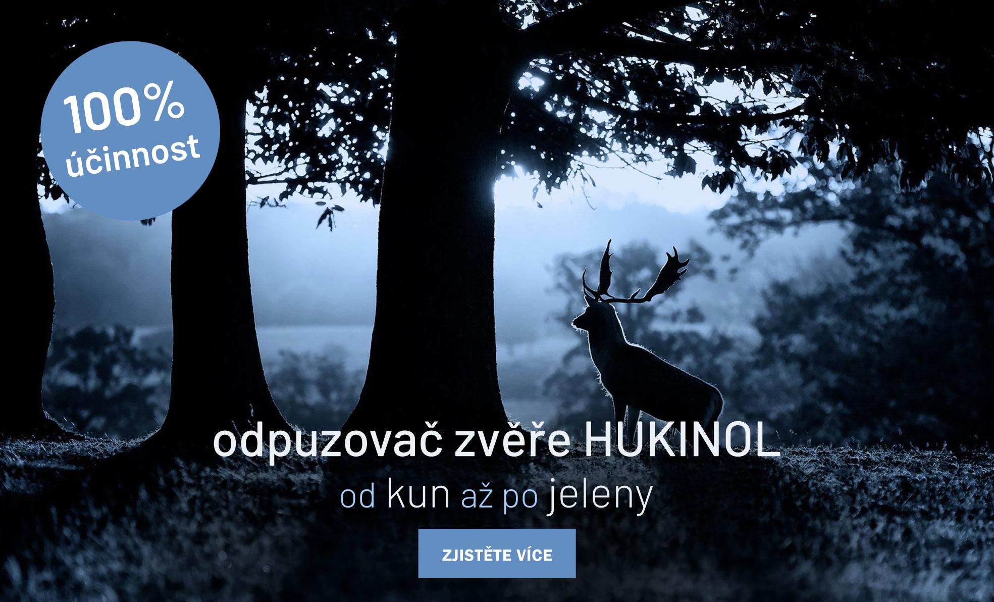 Pachový ohradník Hukinol