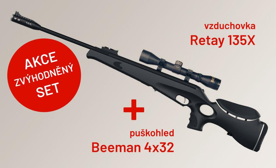 Akce Retay + Beeman