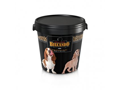 Kontejnery na krmivo pro psy