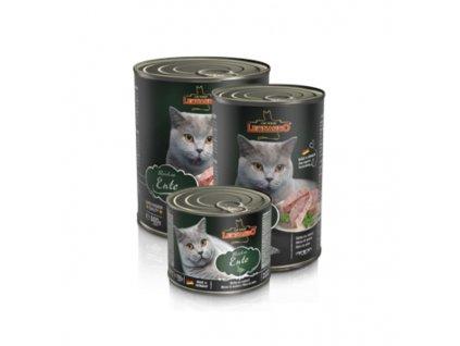 Masové konzervy pro kočky