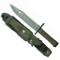 Nože s pevnou čepelí
