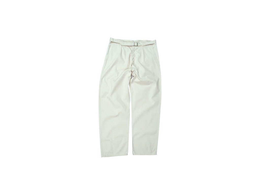 Kalhoty BW MARINE námořnické BÍLÉ (pas max 100cm)