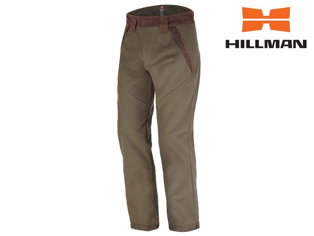 Windarmour lovecké kalhoty jaro podzim b. Dub